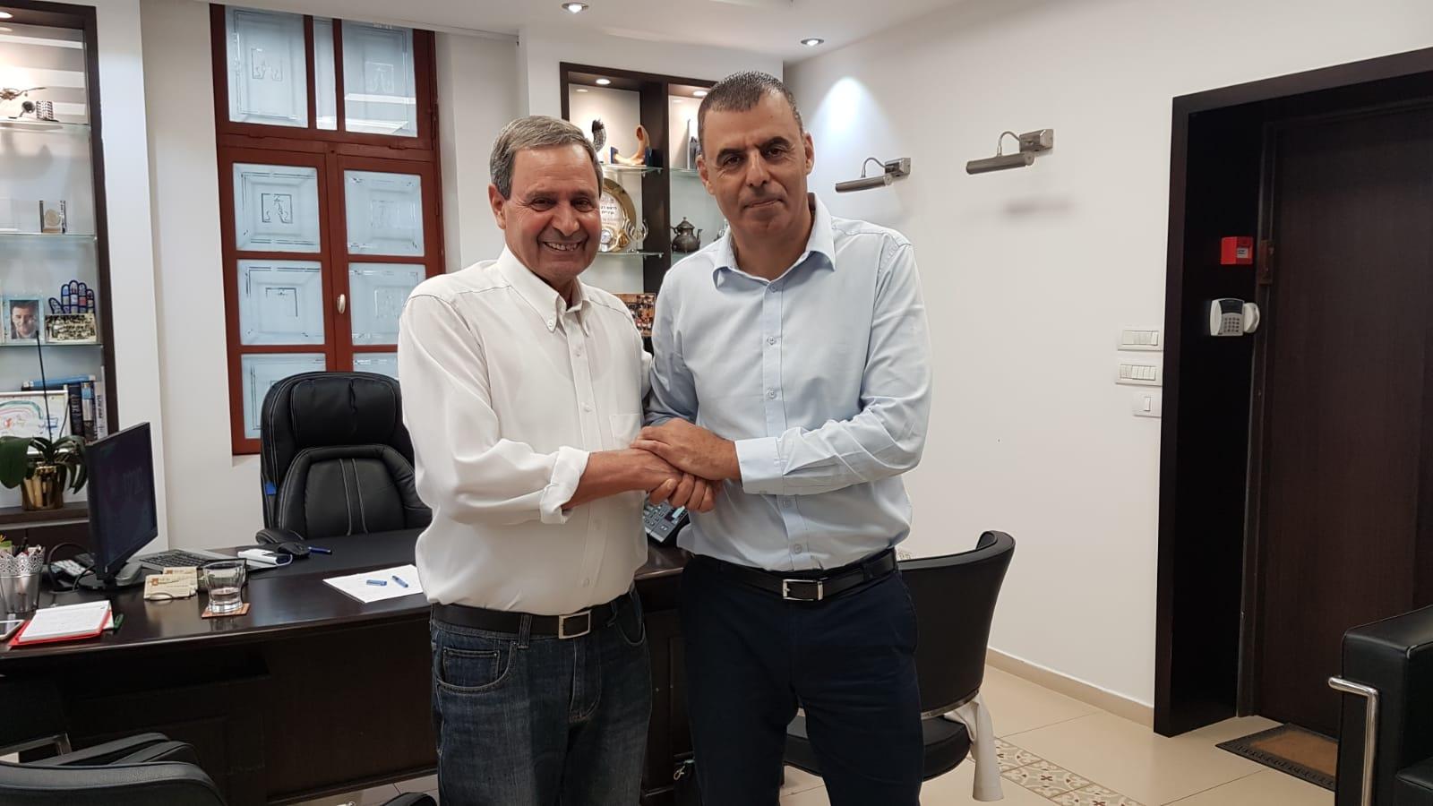 """נבחר יו""""ר מועצת ארגוני המתנדבים בכפר-סבא"""