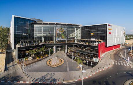 """מקס סטוק עוברת לאושילנד ומתרחבת על פני 2 קומות ו5,000 מ""""ר"""