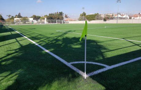 """מתחדשים בכפ""""ס: מגרש כדורגל לצעירים, מרכז תמיכה למבוגרים"""