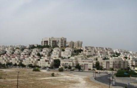"""סערת """"העיר החדשה"""".נבלמה תוכנית איחוד הישובים סמוך לכפר סבא."""