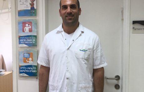 שירות חדש במרפאת כללית רפואה משלימה כפר סבא הירוקה:טיפולי אוסטאופתיה להפחתת כאבים