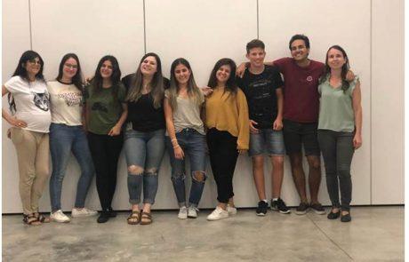 הכירו את המנהיגים החדשים: נבחרה מועצת הנוער 2019