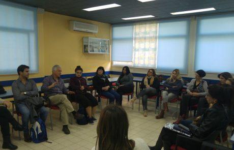 עיריית כפר סבא מעבירה הדרכות שירות לכלל עובדי העירייה