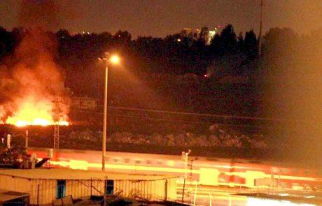 במהלך הלילה והבוקר: עשרות דיווחים על ריחות שריפה חריפים בשרון