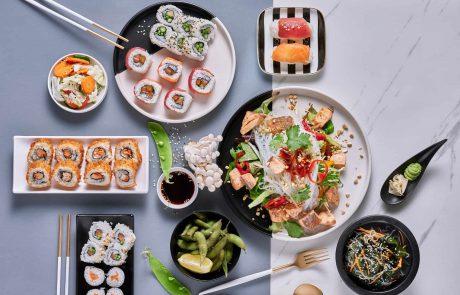 """יוצאים בחמישי: מסעדת """"פרש דה מרקט"""" משיקהתפריט """"Sushi Night"""""""