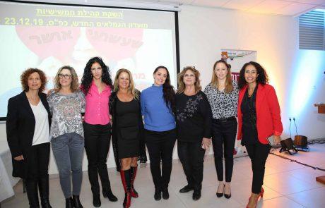 יוצאות מהמשבר ביחד: הכשרה ייחודית ליציאה מהמשבר הכלכלי עקב התפשטות נגיף הקורונה בישראל