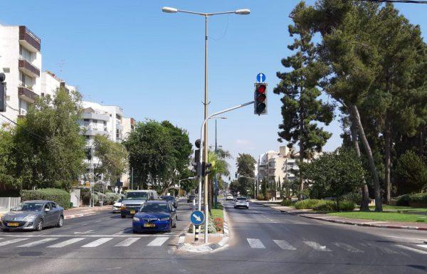 חידוש רחוב ויצמן: הסדרי תנועה חדשים
