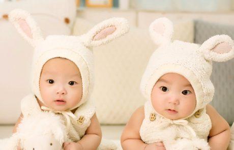 שמות לתאומים – איך לבחור?