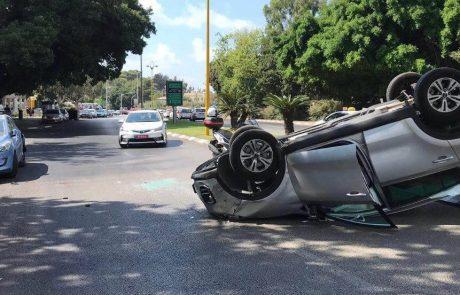 קיץ חם | קרוב ל-900 פצועים בתאונות דרכים בכפר סבא בעשור החולף – רק בחודשי בקיץ!