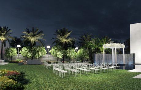 מתחם אירועים וכנסים חדש עתיד להיפתח בכפר סבא