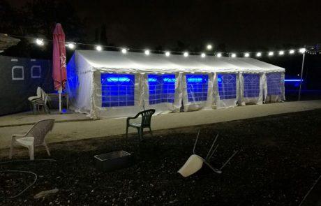 השכרת אוהל אבלים במחירים מדהימים – אוהלי נועם השכרת אוהלים