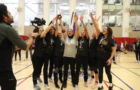 הישג: מאמאנט כפר סבא זכתה במקום ה-1 בטורניר הכתר הבינלאומי