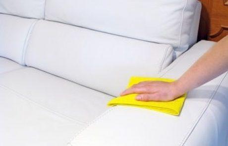 ניקוי שטיחים, ספות, וילונות וריפודים