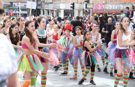 אחרי הפסקה של 25 שנה: עשרות אלפי השתתפו בחגיגות העדלאידע