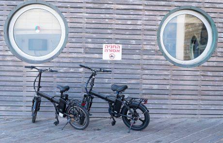אופניים חשמליים זה פחות זיהום אוויר ופחות פקקים