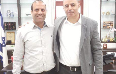 """עו""""ד איתן צנעני מונה לסגן ומ""""מ ראש העיר"""