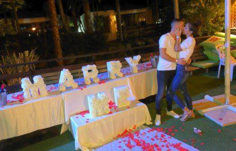 הצעת הנישואין שחיממה את הלב