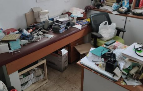 המרכז לפינוי דירה בישראל מפנה מחסנים מלאים ציוד ופסולת