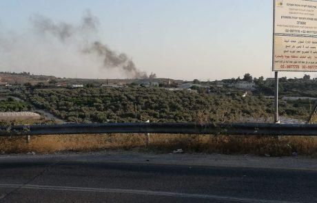סיפור מסריח: הישראלים נחנקים מהעשן – ומשלמים על פינוי הפסולת מהמזבלה של קלקיליה