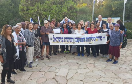עשרות כפר סבאים לקחו חלק בסיור הסליחות הגדול בישראל