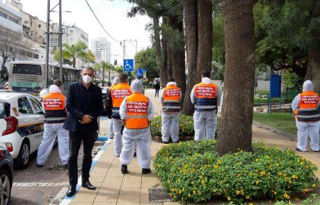 """תכירו את """"סיירת הבידוד העירונית"""": תסייר ברחובות ותמנע התקהלויות ברחבי העיר"""