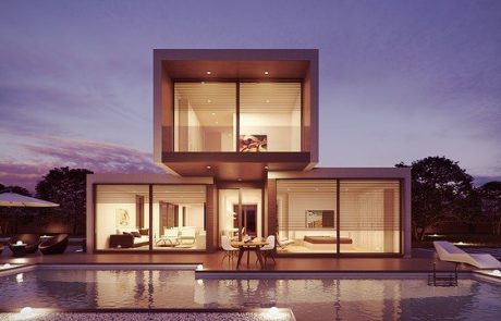 אדריכלות עכשווית לבתים פרטיים