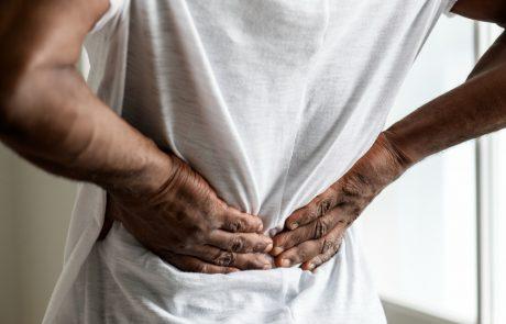 הגיע הזמן לטפל בכאבי הגב שלך! שמן CBD לכאבי הגב כל הפרטים