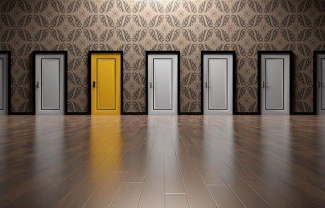 כיצד בוחרים משקופים נכונים לדלתות