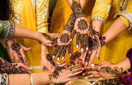 איך לחגוג חינה וחתונה בהבדל של כמה ימים מבלי לשעמם את האורחים?