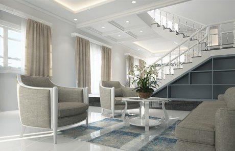 עיצוב מדרגות בבית פרטי וניצול חלל המדרגות