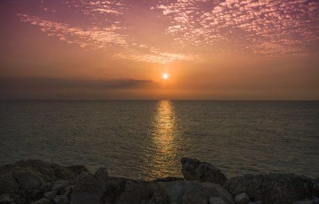 חופשה רומנטית על קו הים