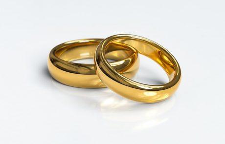 המשמעויות של טבעות נישואין מעוצבות בחיי המשפחה